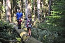 Laura/Melanie Coves hike