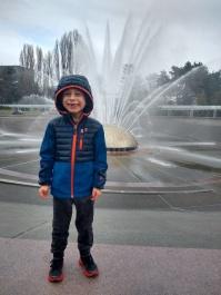 Alexander at Seattle Center