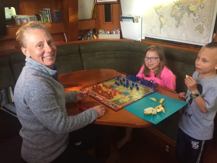 One of our many Stratego tournaments